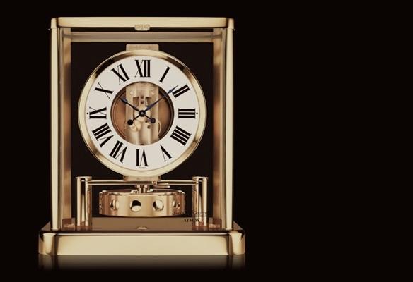 datant d'une horloge Atmos Gotham rencontres club.com