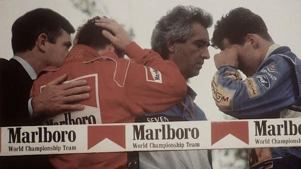 """Résultat de recherche d'images pour """"imola 1994 podium"""""""
