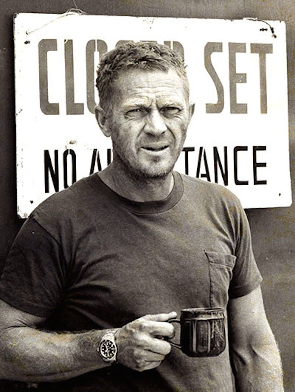 steve mcqueen 85 ans de sa naissance part ii folles glorieuses. Black Bedroom Furniture Sets. Home Design Ideas